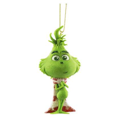 baby grinch ornament