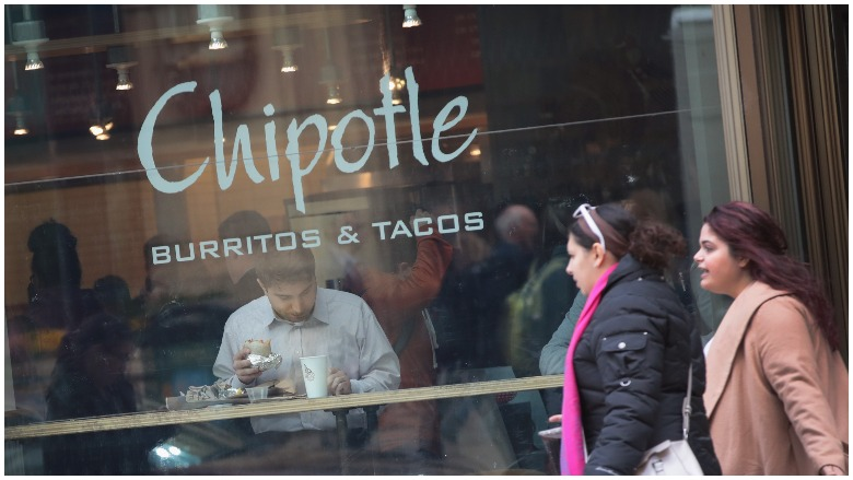 Chipotle New Years