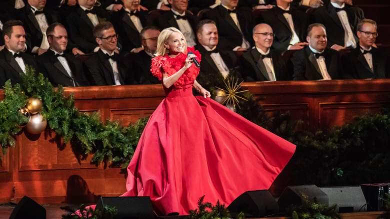 Tabernacle Choir Christmas Concert with Kristin Chenoweth