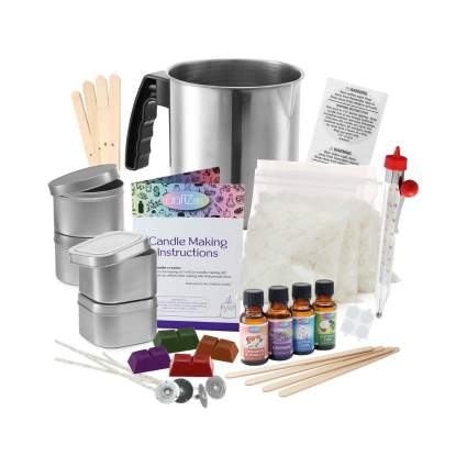 CraftZee Complete DIY Candle Making Kit