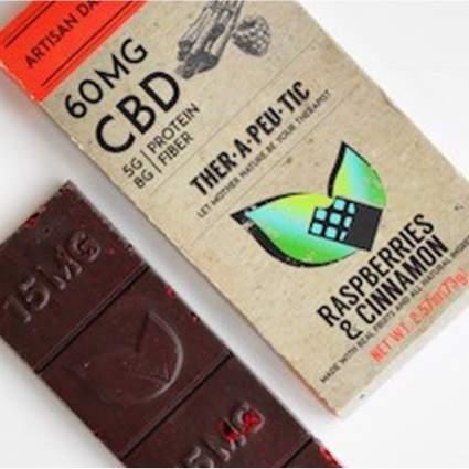 Cyber Monday CBD chocolate