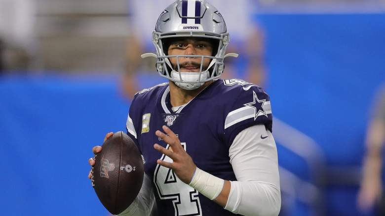 Cowboys Dak Prescott Gives Cryptic Quote About Future With Dallas Heavy Com