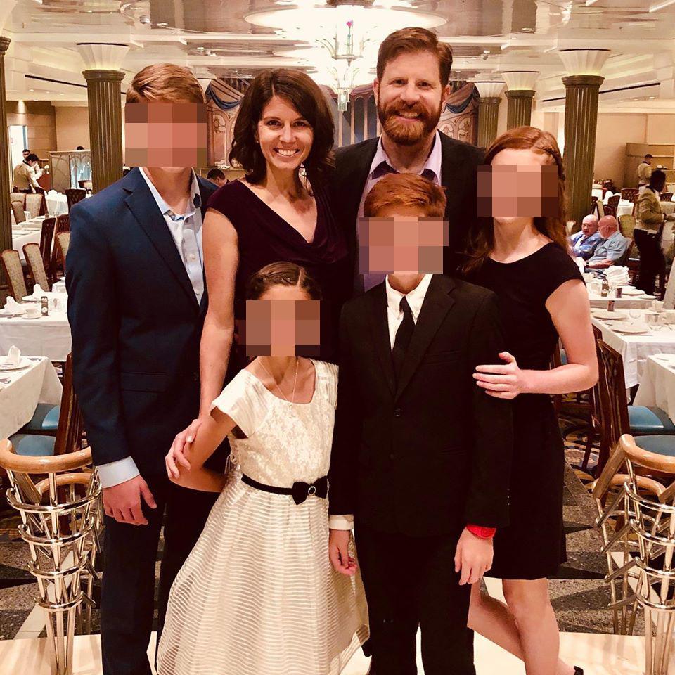 David Nielsen Wife