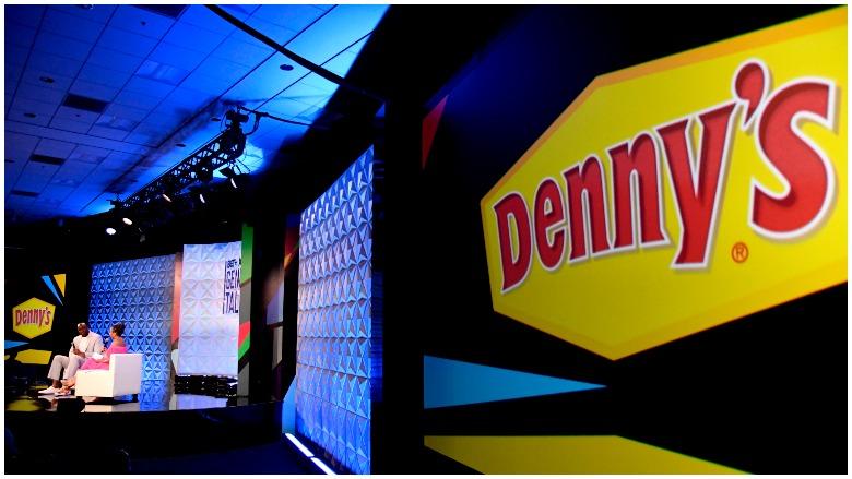 Dennys open