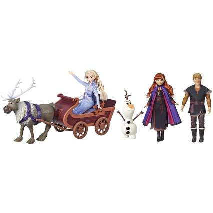 Frozen 2 Sledding Doll Pack
