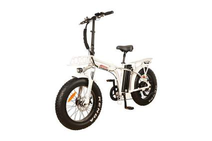 DJ Bikes Folding Electric Bike