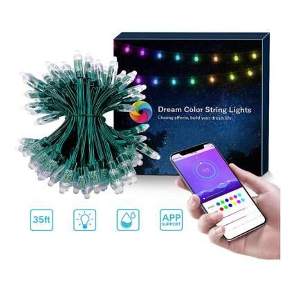 smart string lights