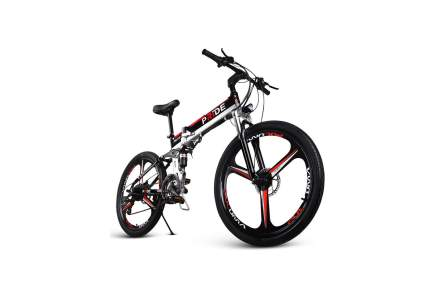 ENGWE Pride-3 Folding Full Suspension Electric Bike