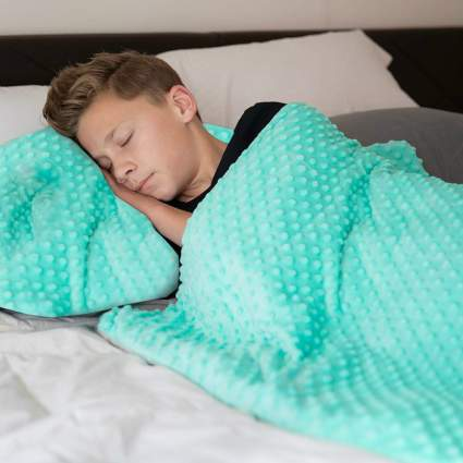 Everyday Educate Weighted Blanket for Kids