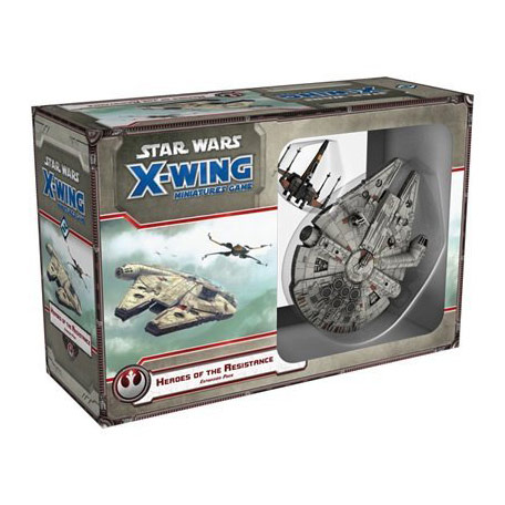 X-wing miniatures Star Wars board game