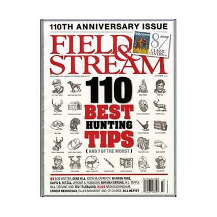 Field & Stream Print Magazine