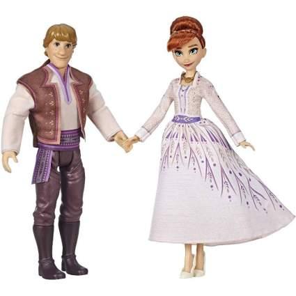 Anna and Kiristoff Frozen 2 Dolls