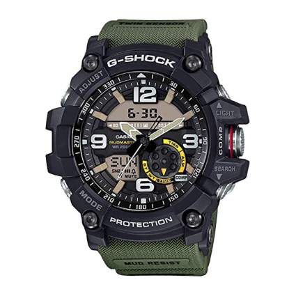 Casio G-SHOCK MUDMASTER Mens Watch