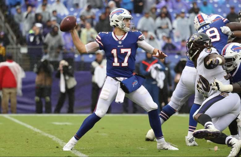 Bills playoff picture