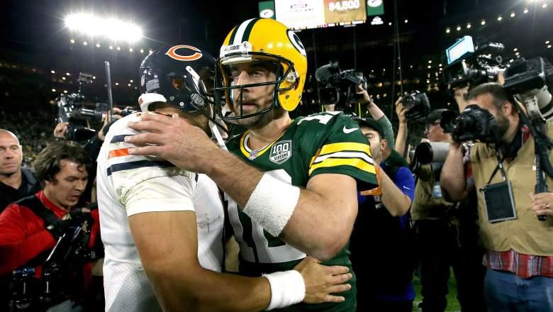 Packers-Bears Noon at Lambeau