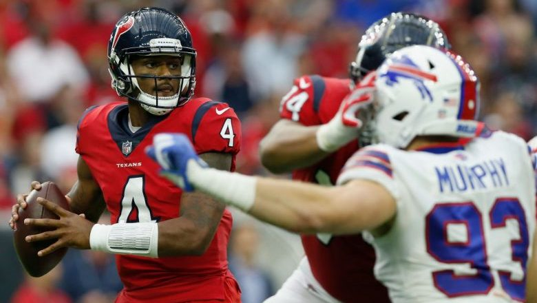 Texans vs. Bills AFC Playoff Betting Preview