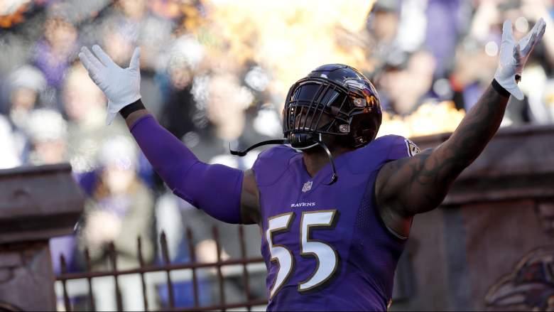 Terrell Suggs Report Interest Rejoin Ravens