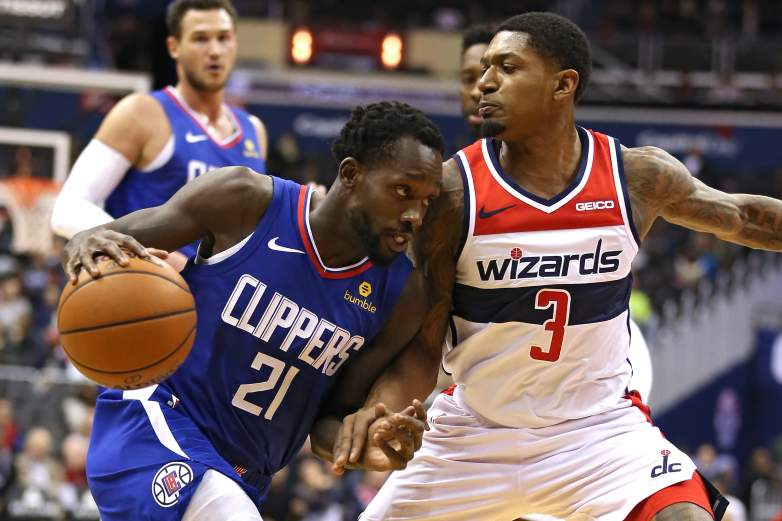 Clippers vs Wizards