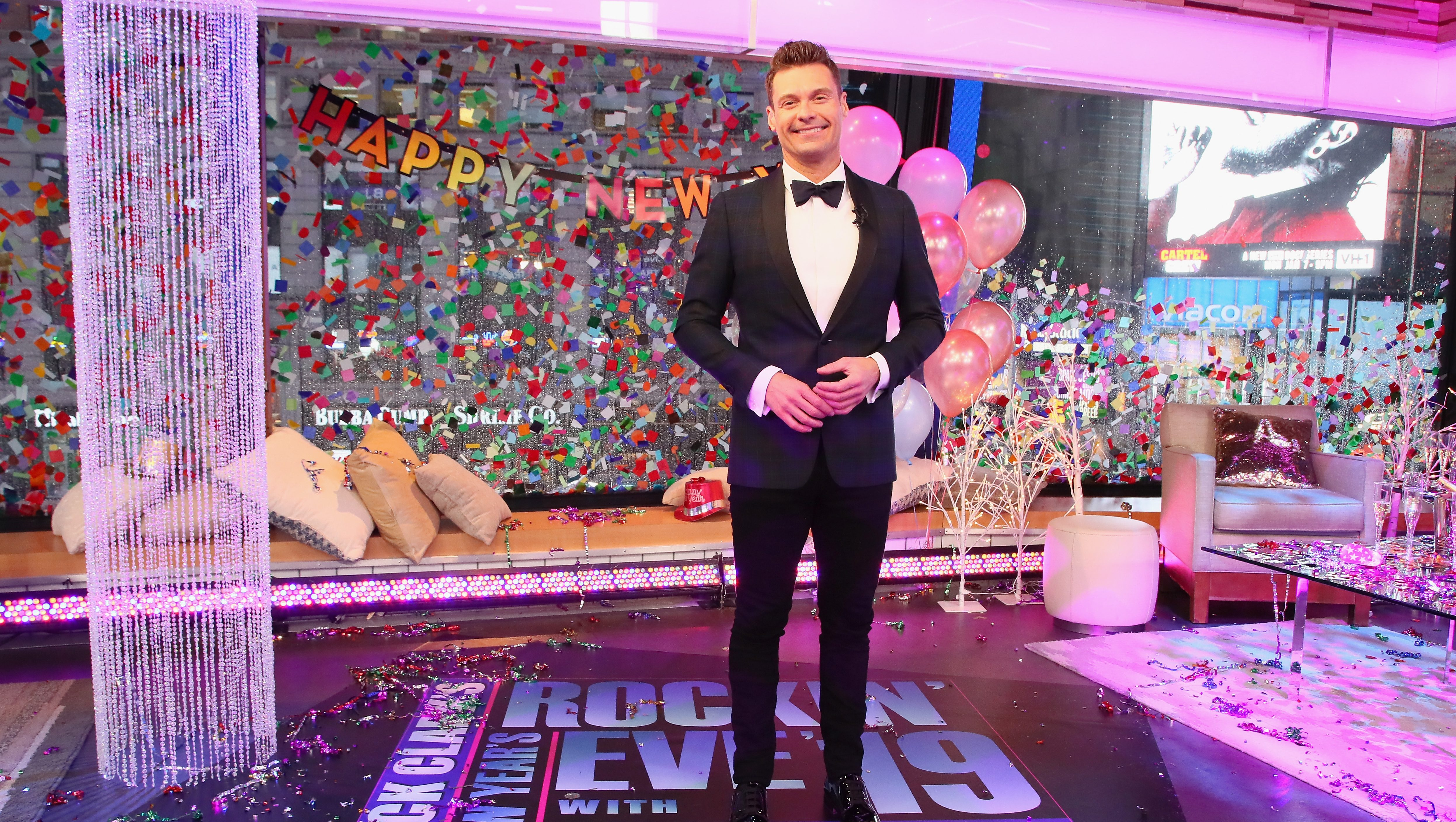 Dick Clark New Year S Rockin Eve 2019 2020 Time Channel Heavy Com
