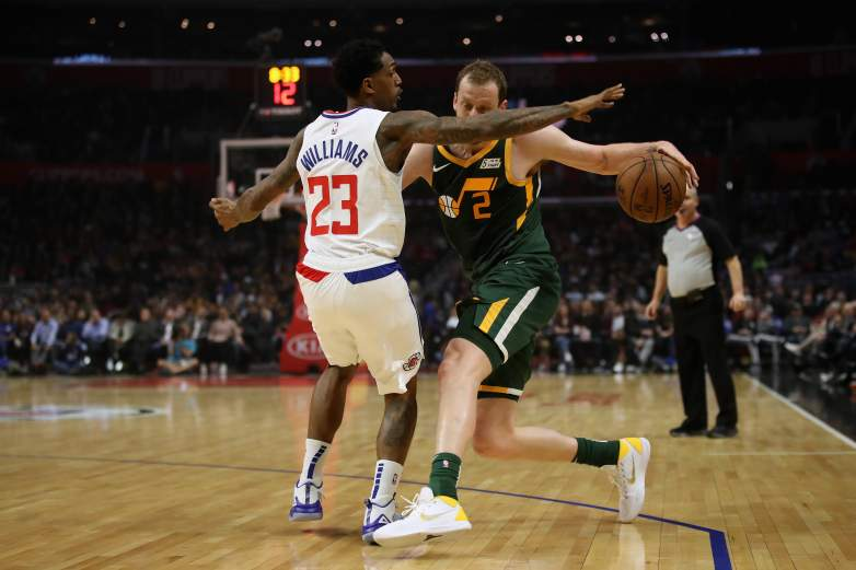 Clippers vs Jazz