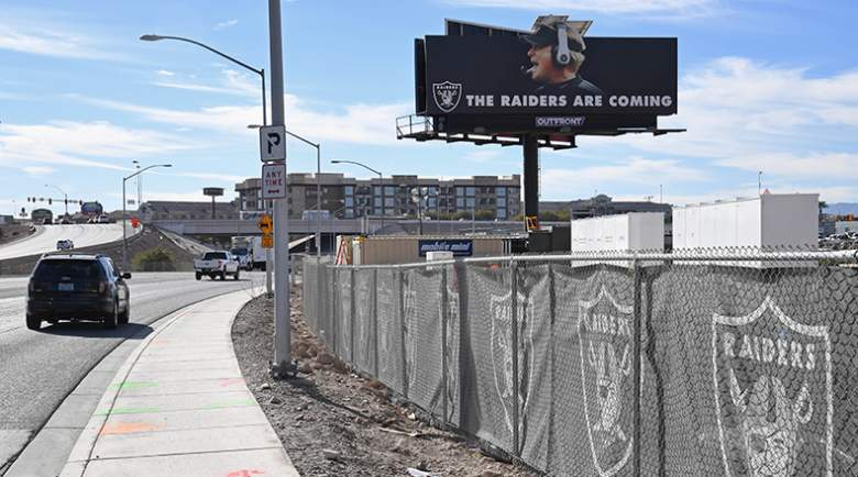 las vegas raiders stadium