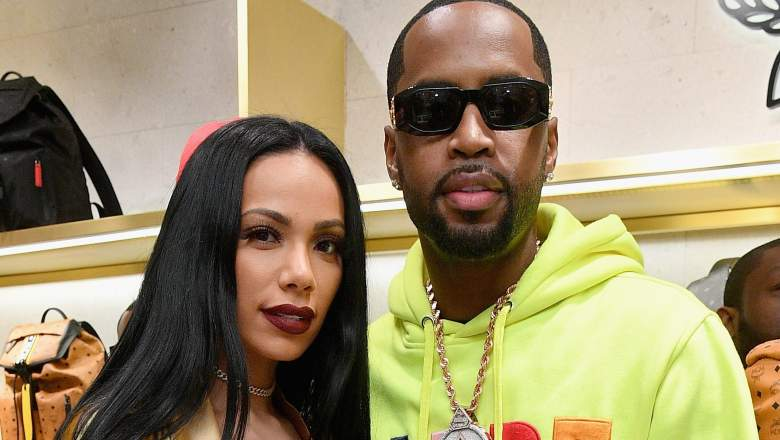 Erica Mena and Safaree Samuels