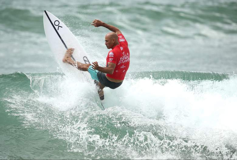 Surfer Kelly Slater will be featured on HBO's 24/7