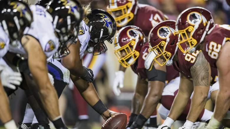 Ravens vs. Redskins