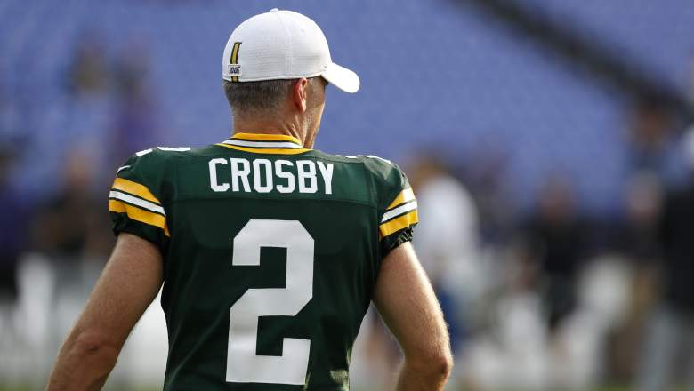 Mason Crosby Packers Sister-in-Law Cancer