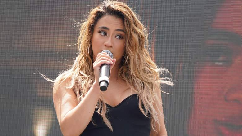 Ally Brooke Miss Universe pageant