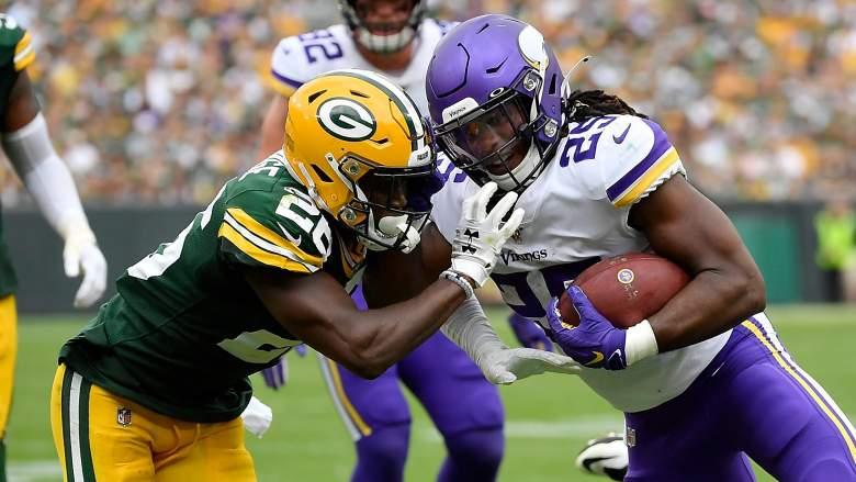 Packers Vikings Opening Odds Week 16