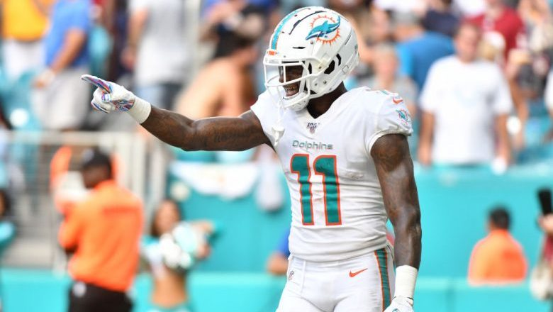Devante Parker Fantasy Football WR Rankings Week 14