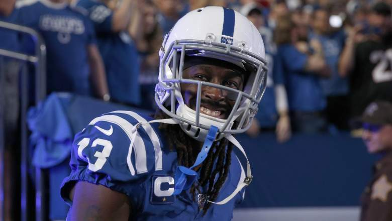 T.Y. Hilton Game-Time Decision Week 15