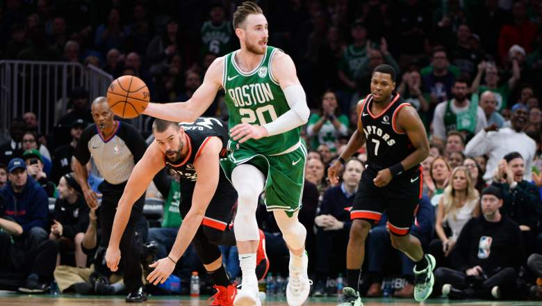 Gordon Hayward, Celtics