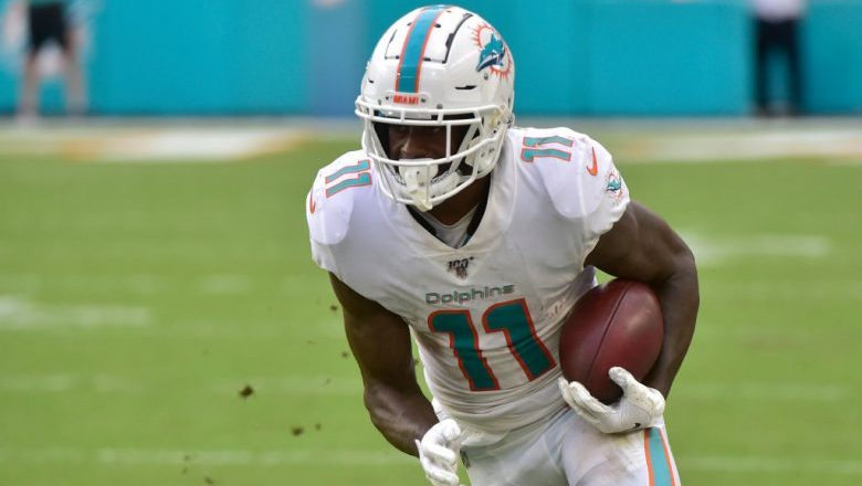 Devante Parker Fantasy Football Start 'Em, Sit 'Em Week 14