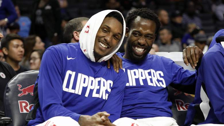Patrick Beverley and Lou Williams