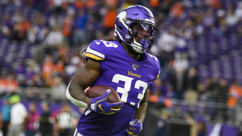 Dalvin Cook Reportedly Out vs. Packers