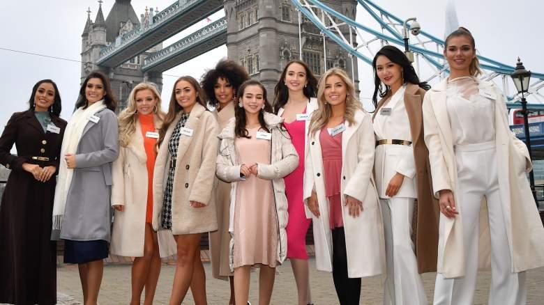 Miss World 2019 Contestants