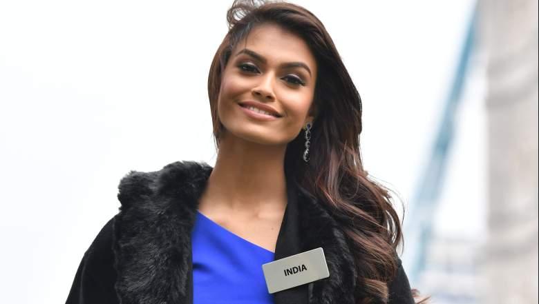 Suman Rao Miss India World 2019