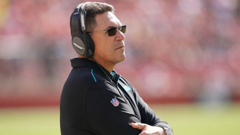 Ron Rivera Washington Redskins Head Coach
