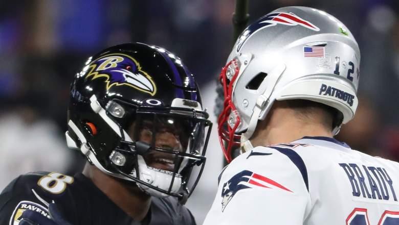 Ravens Patriots