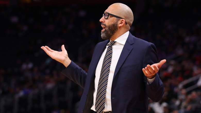 David Fizdale, Knicks