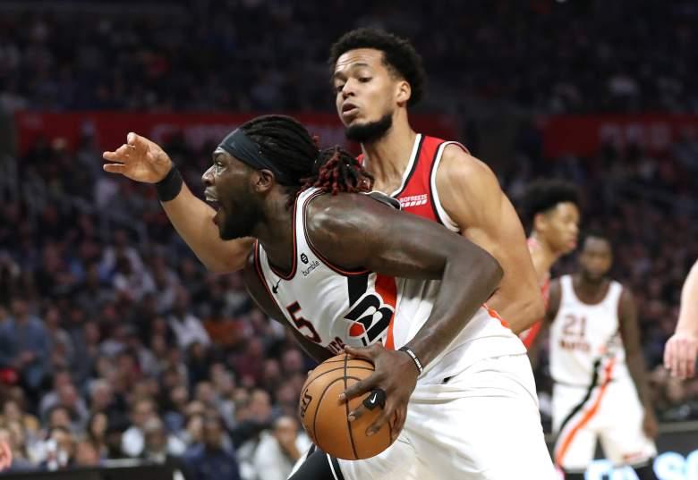 Clippers vs Portland