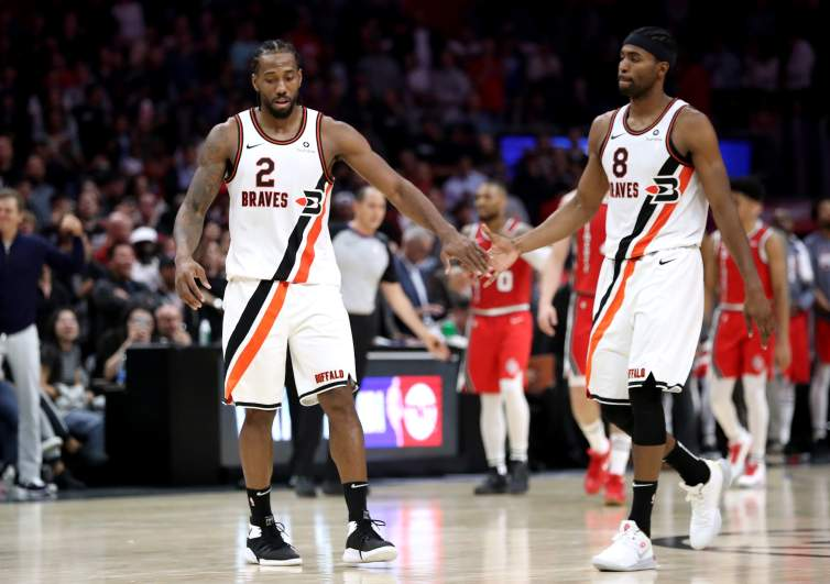 Clippers vs Trail Blazers