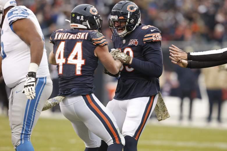 Bears Player rant fan Aaron Lynch