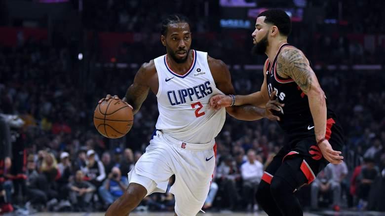 Clippers vs Raptors