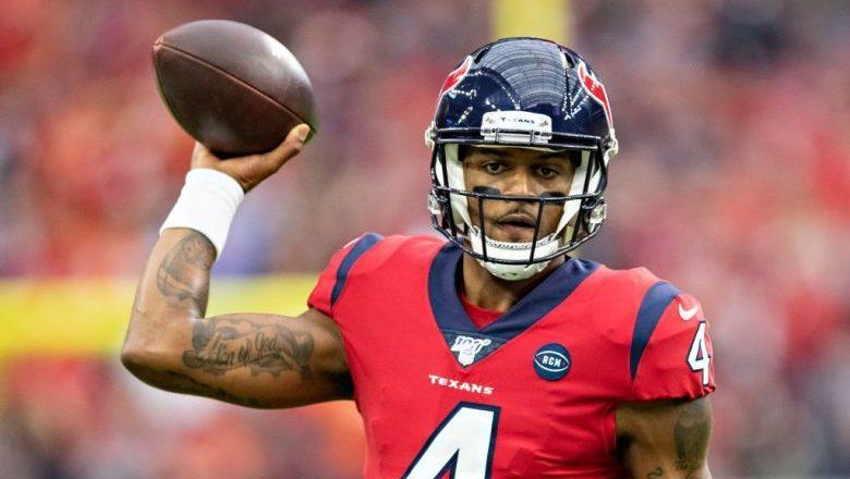 Deshaun Watson DraftKings Showdown NFL Saturday Texans vs. Buccaneers Week 16