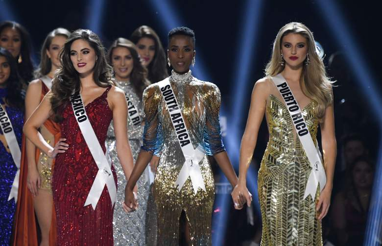 Miss Universe 2019 Top 3