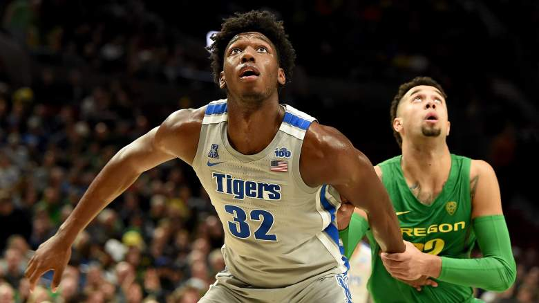 James Wiseman, potential No. 1 NBA Draft pick (still)