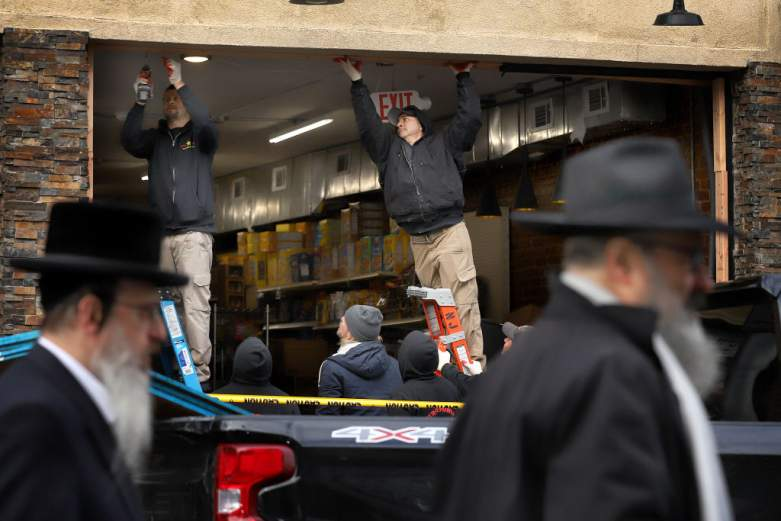 Shooting In Jersey City At Kosher Market Was Targeted Attack